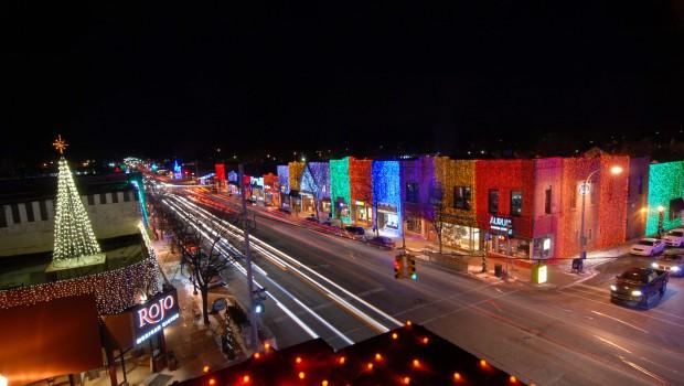 Rochester MI Christmas Lights