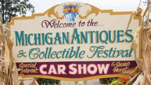 Michigan Antiques Festival