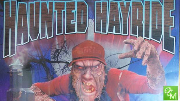 haunted hayrides